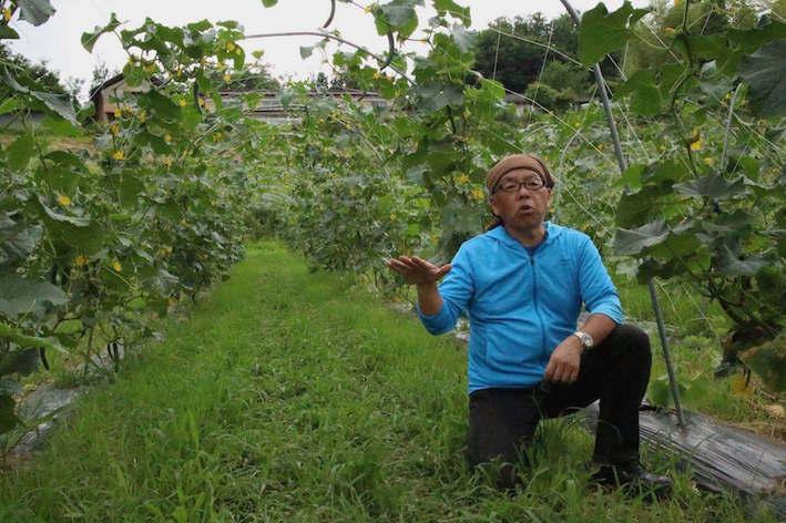 福島,二本松農園,里山ガーデンファーム